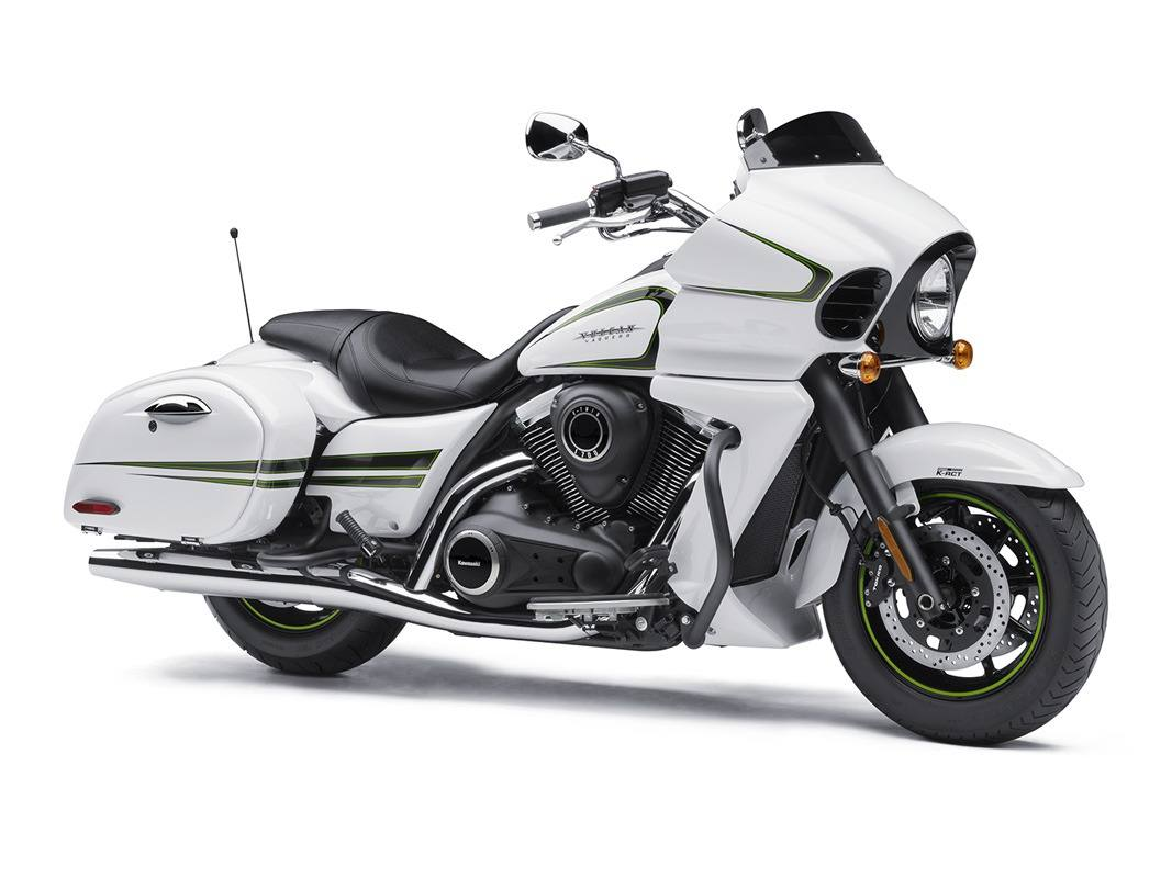 2016 Kawasaki Vulcan 1700 Vaquero ABS in Bremerton, Washington