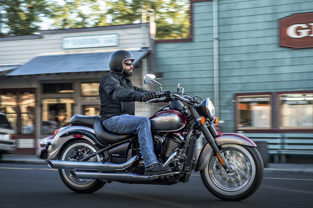 2016 Kawasaki Vulcan 900 Classic in Barre, Massachusetts