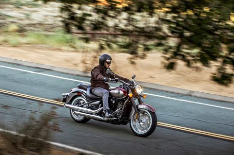 2016 Kawasaki Vulcan 900 Classic in New Haven, Connecticut