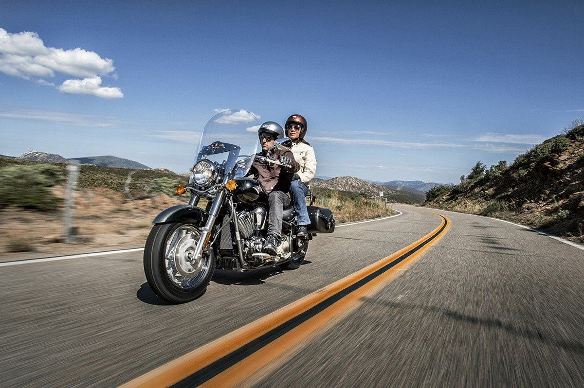 2016 Kawasaki Vulcan 900 Classic LT in Orange, California