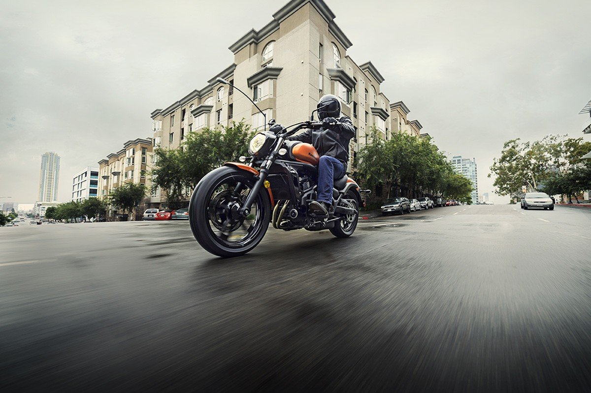 2016 Kawasaki Vulcan S in Orange, California