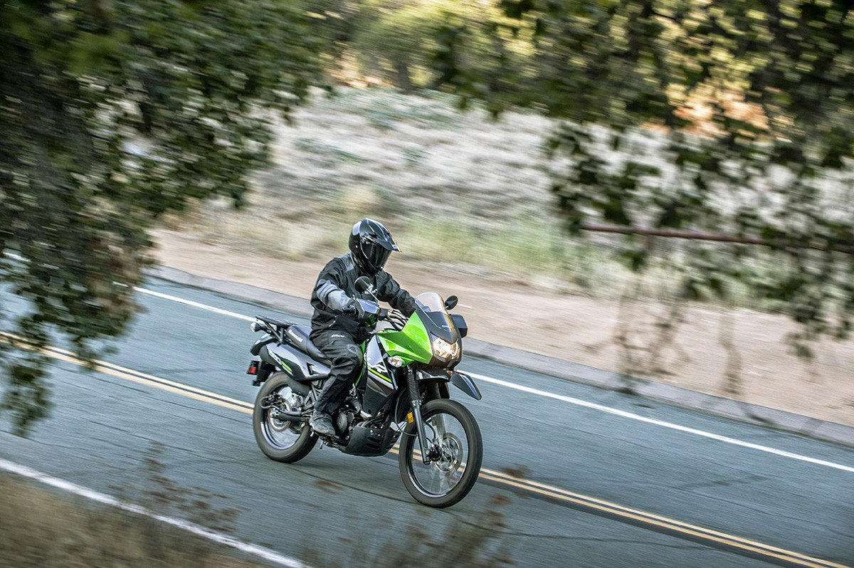 2016 Kawasaki KLR 650 in Yankton, South Dakota