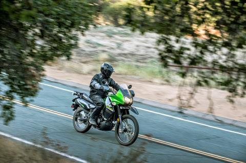 2016 Kawasaki KLR 650 in New Castle, Pennsylvania