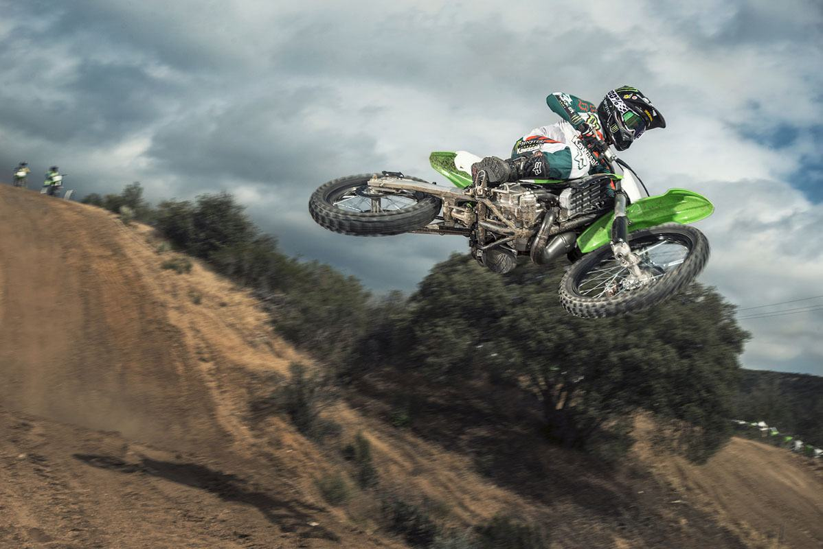 2016 Kawasaki KX100 in Kingsport, Tennessee