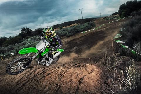 2016 Kawasaki KX250F in Gonzales, Louisiana