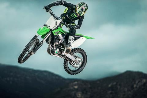 2016 Kawasaki KX250F in Banning, California