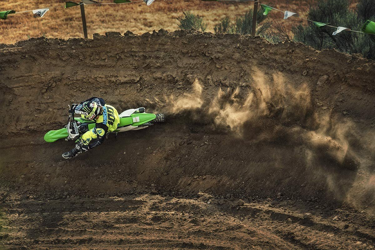 2016 Kawasaki KX450F in Banning, California