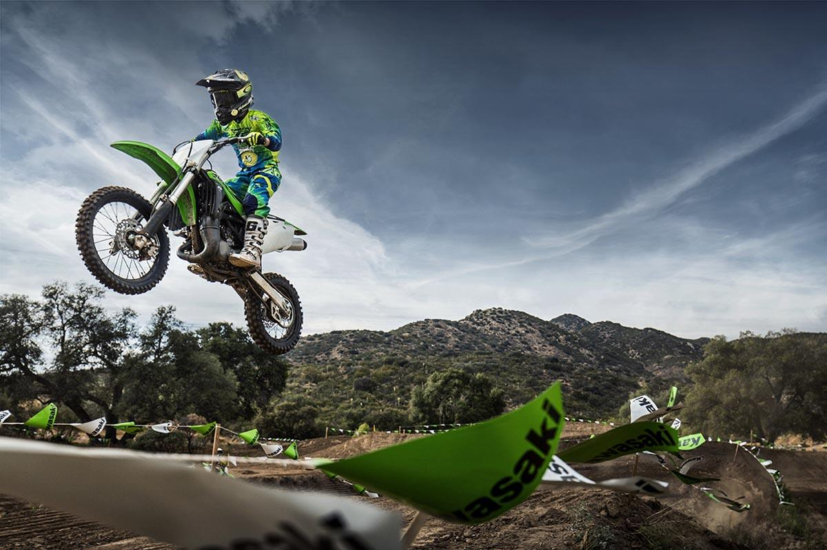 2016 Kawasaki KX85 in Roseville, California