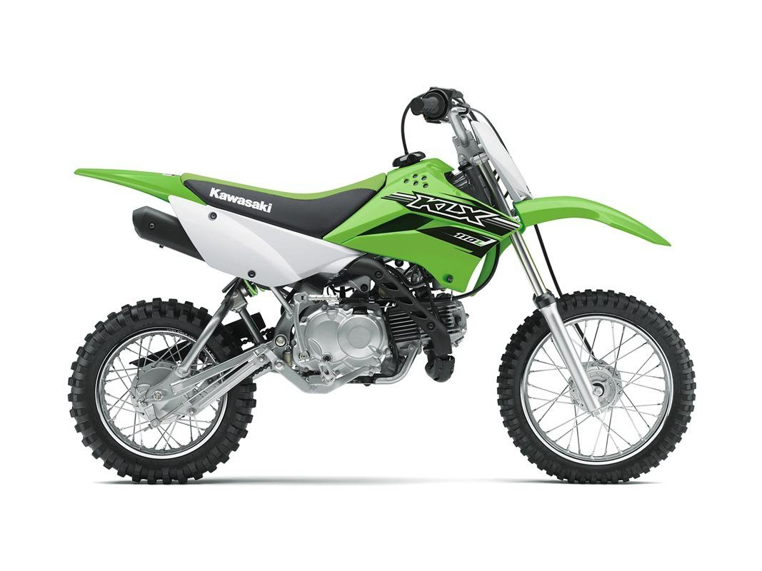2016 Kawasaki KLX110L in Fontana, California