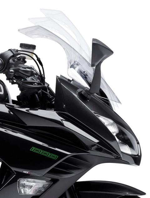 2016 Kawasaki Ninja 1000 ABS in Highland Springs, Virginia