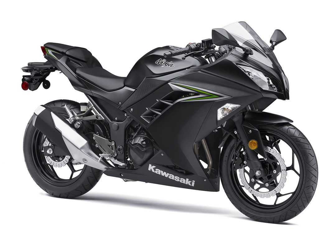 2016 Kawasaki Ninja 300 ABS in New Castle, Pennsylvania