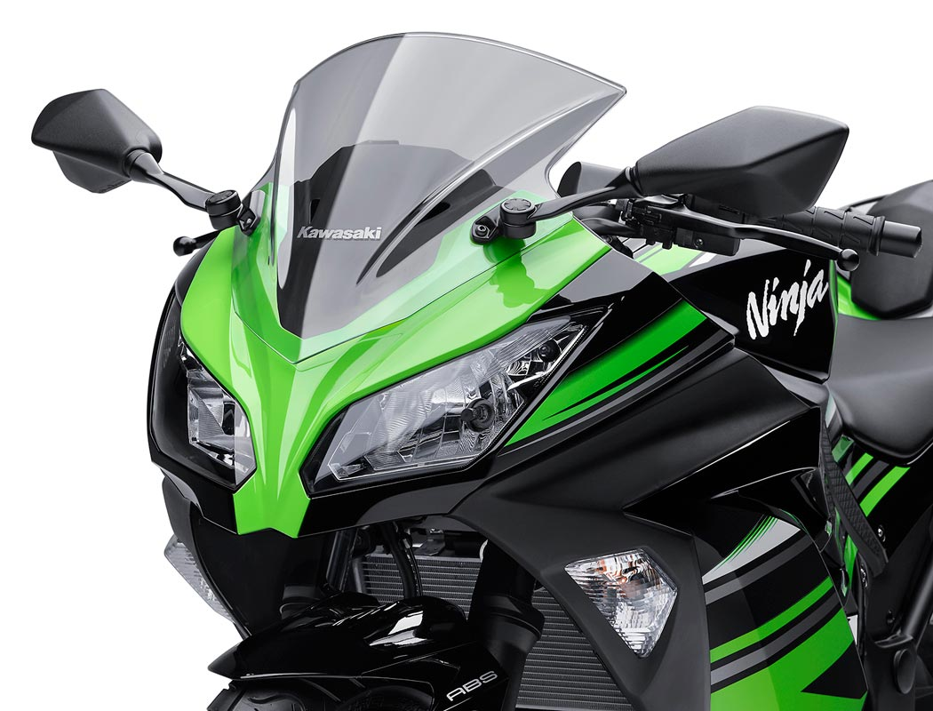 2016 Kawasaki Ninja 300 ABS KRT Edition in Fort Pierce, Florida