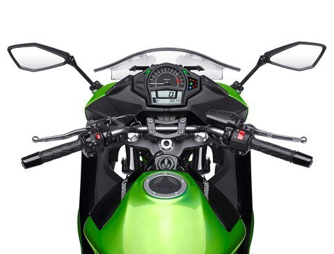 2016 Kawasaki Ninja 650 ABS in Trenton, New Jersey