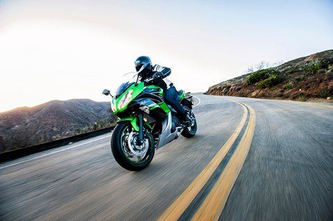 2016 Kawasaki Ninja 650 ABS in Salinas, California