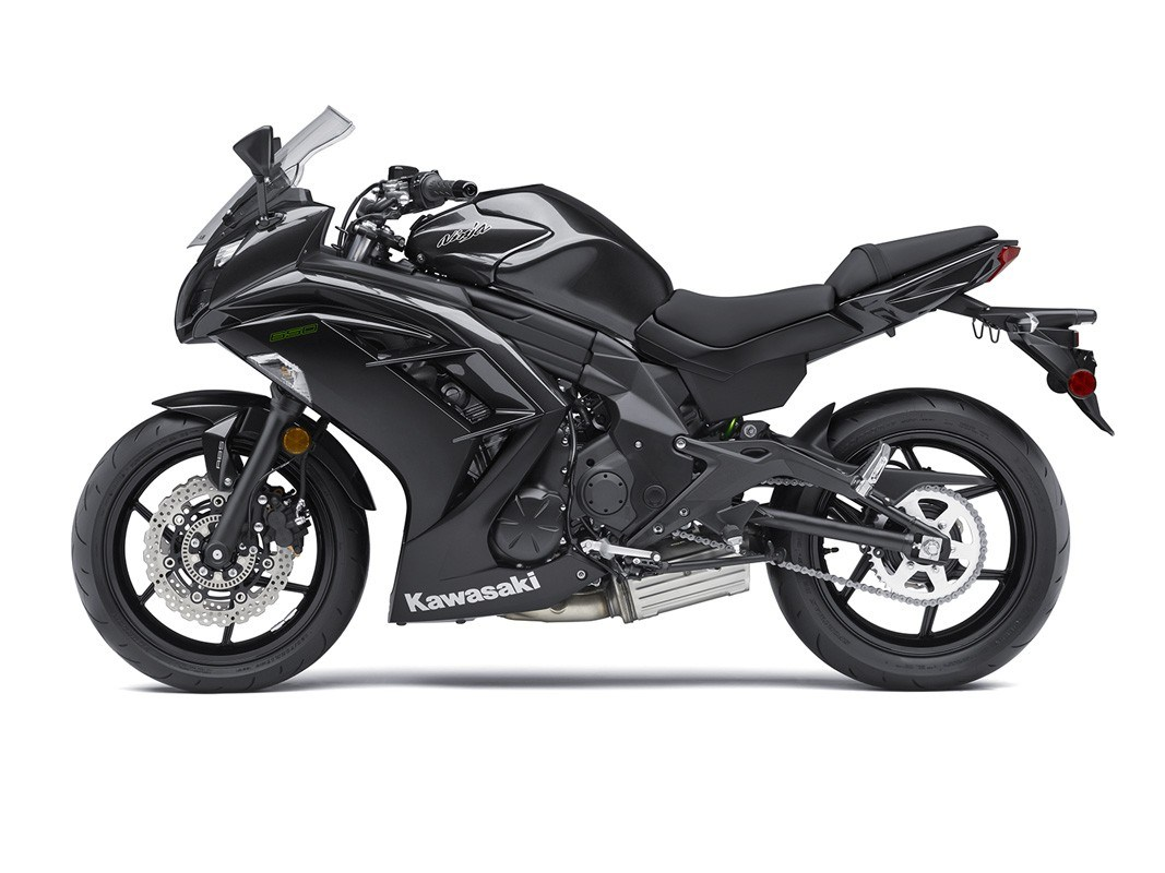 2016 Kawasaki Ninja 650 ABS in Cookeville, Tennessee