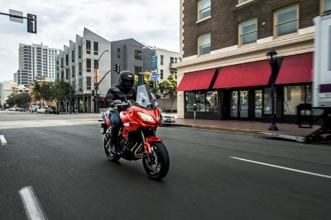 2016 Kawasaki Versys 650 ABS in Roseville, California