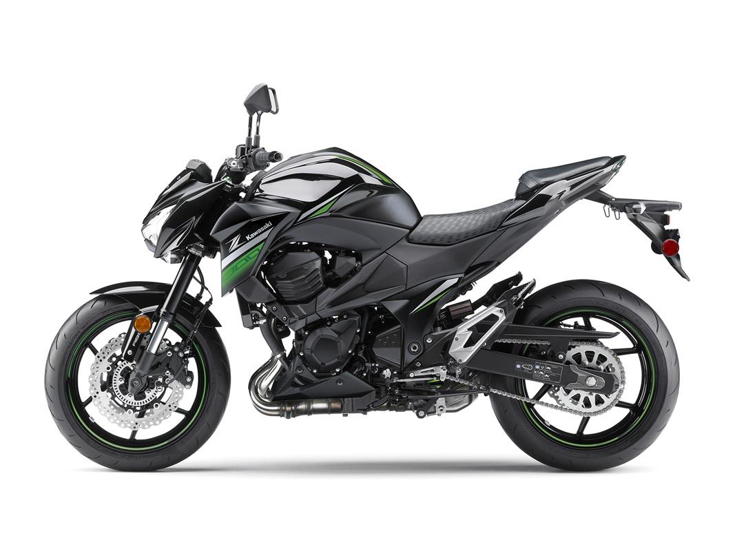 2016 Kawasaki Z800 ABS in Monroe, Michigan