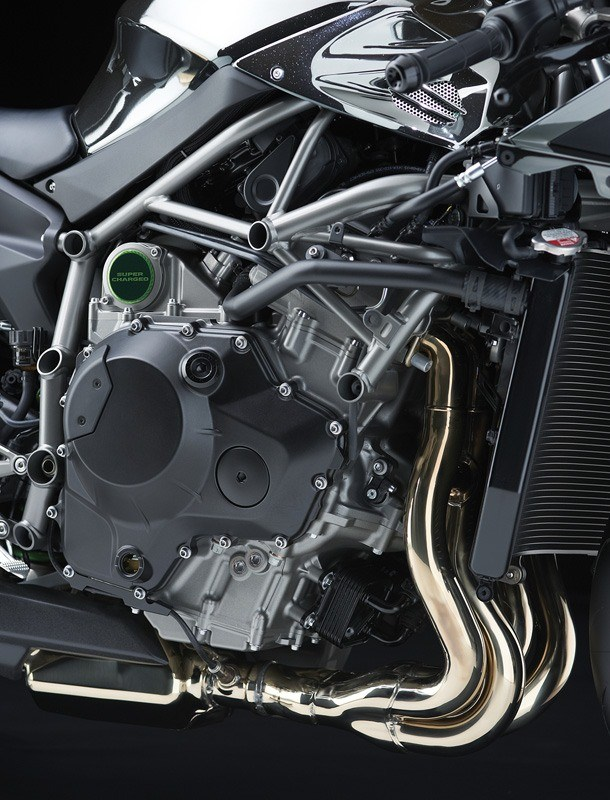 2016 Kawasaki Ninja H2 in Bremerton, Washington