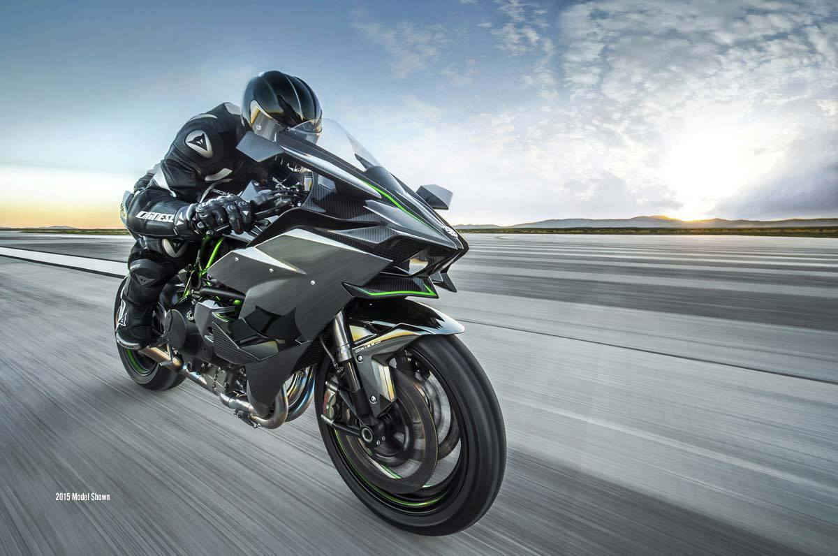 2016 Kawasaki Ninja H2R in Cookeville, Tennessee