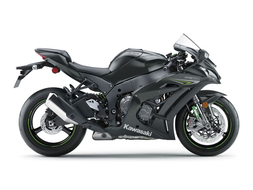 $12,499, 2016 Kawasaki Ninja ZX-10R ABS Supersport