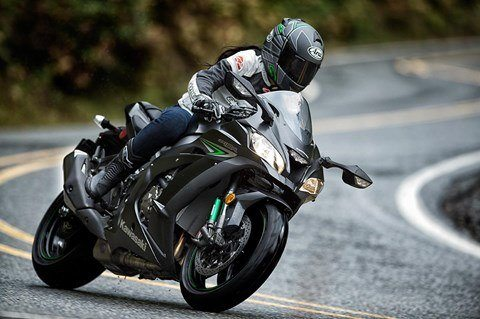 2016 Kawasaki Ninja ZX-10R ABS in New Castle, Pennsylvania