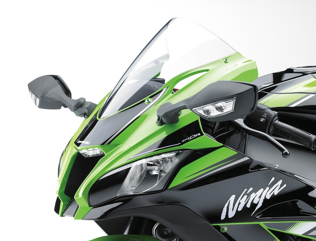 2016 Kawasaki Ninja ZX-10R KRT Edition in Winterset, Iowa