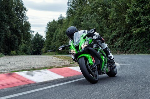2016 Kawasaki Ninja ZX-10R KRT Edition in Massillon, Ohio