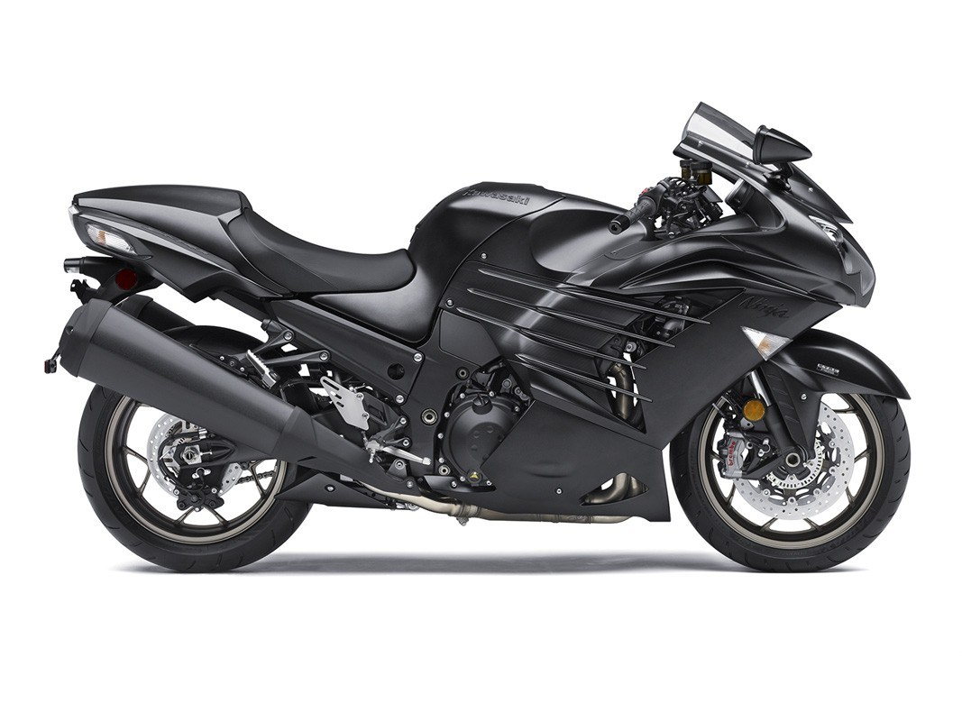 2016 Kawasaki Ninja ZX-14R ABS SE in Kenner, Louisiana