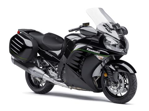 2016 Kawasaki Concours 14 ABS in New Castle, Pennsylvania