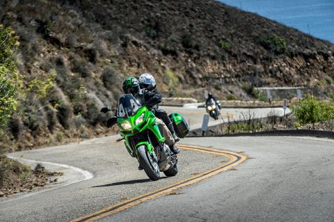 2016 Kawasaki Versys 1000 LT in Orange, California