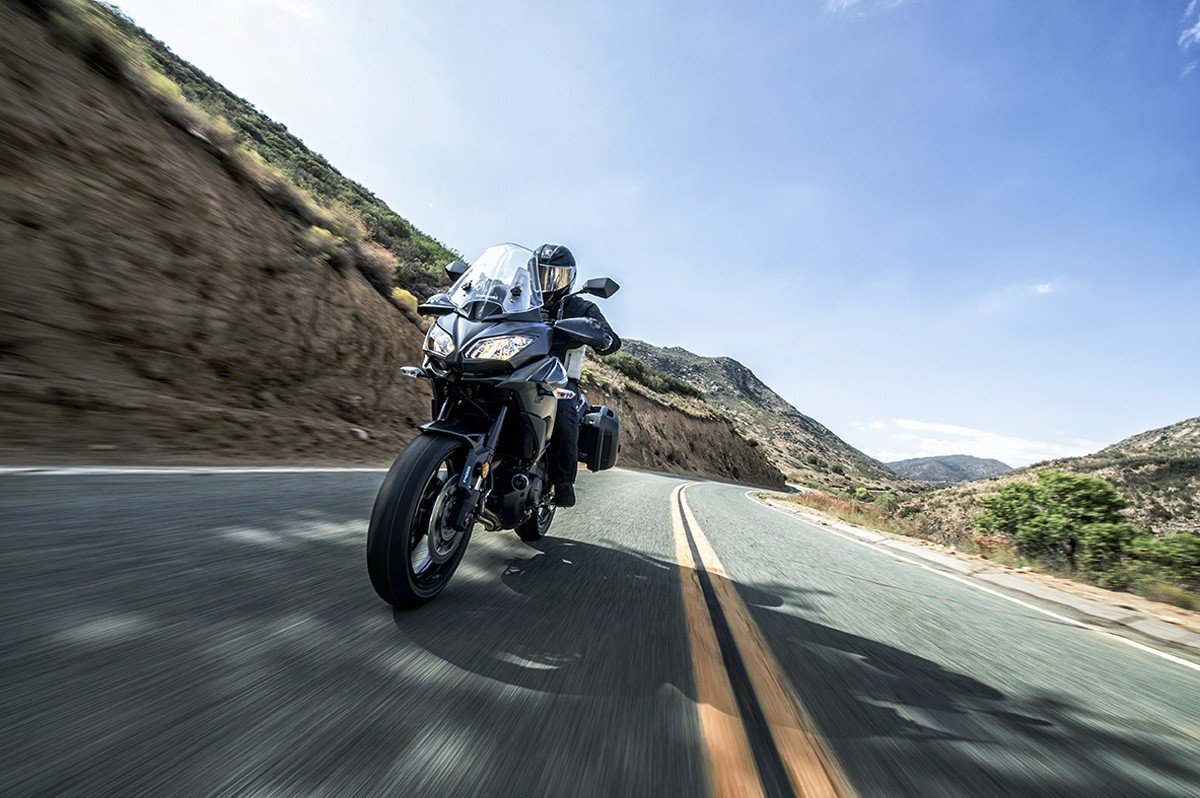 2016 Kawasaki Versys 650 LT in Bremerton, Washington