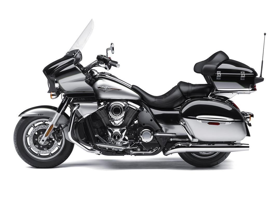 2016 Kawasaki Vulcan 1700 Voyager ABS in Bremerton, Washington