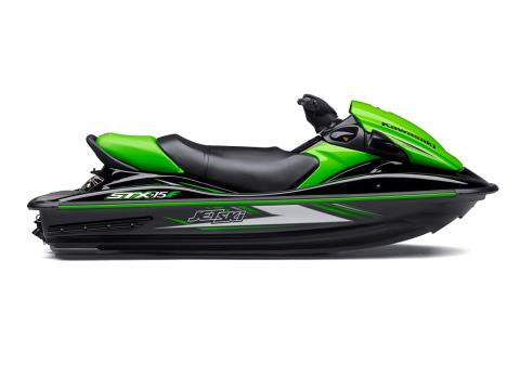2016 Kawasaki Jet Ski STX-15F in Highland, Illinois