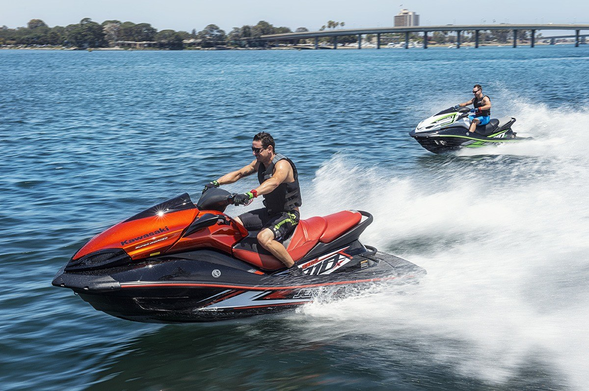 2016 Kawasaki Jet Ski Ultra 310X SE in Highland, Illinois