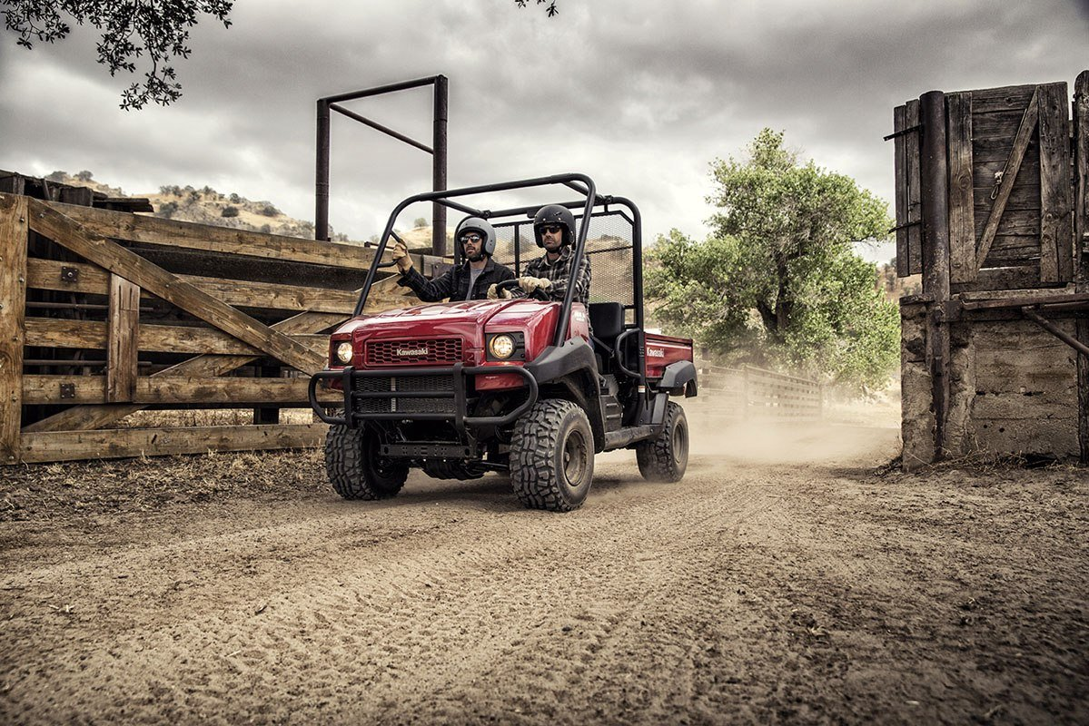 2016 Kawasaki Mule 4000 in Cookeville, Tennessee