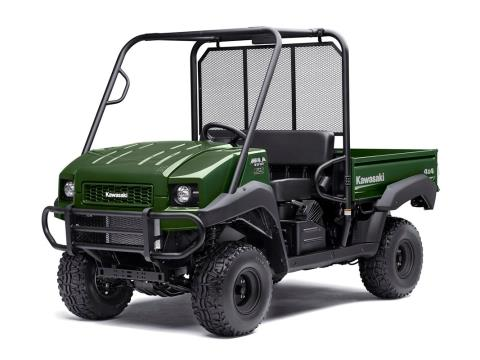 2016 Kawasaki Mule 4010 4x4 in Fontana, California