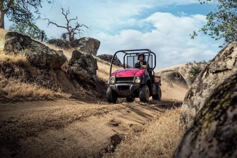 2016 Kawasaki Mule 600 in Hickory, North Carolina