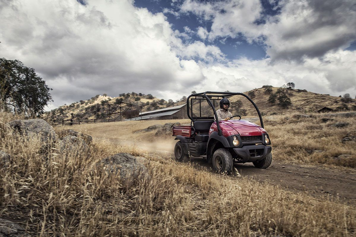 2016 Kawasaki Mule 600 in Johnson City, Tennessee