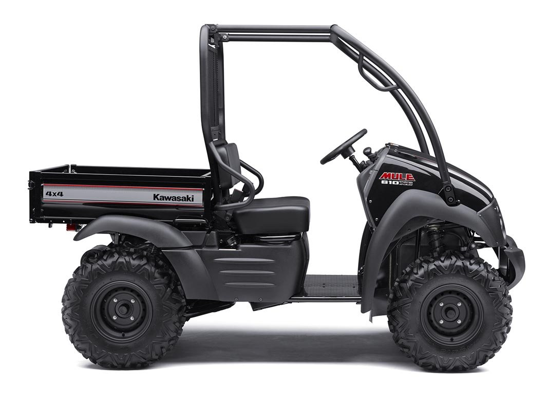 2016 Kawasaki Mule 610 4x4 XC in Rock Falls, Illinois