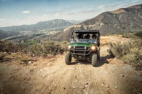 2016 Kawasaki Mule Pro-DXT EPS Diesel in Johnson City, Tennessee