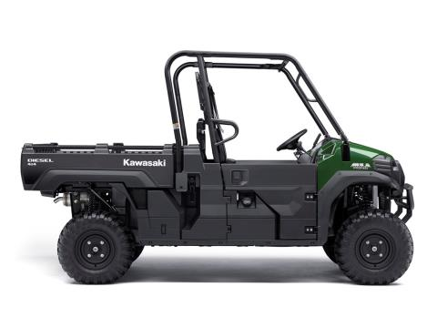 2016 Kawasaki Mule Pro-DX Diesel in Cookeville, Tennessee