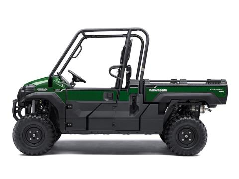 2016 Kawasaki Mule Pro-DX EPS Diesel in Northampton, Massachusetts