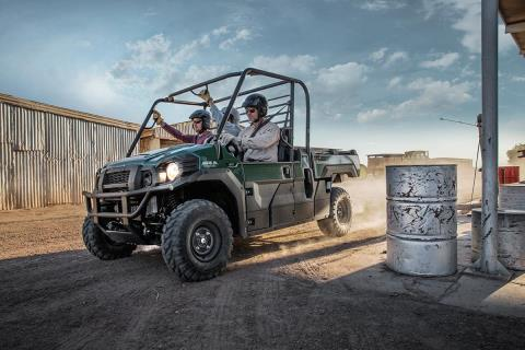 2016 Kawasaki Mule Pro-DX EPS Diesel in Winterset, Iowa