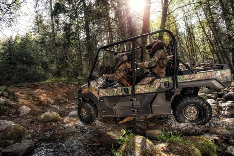 2016 Kawasaki Mule Pro-FXT EPS Camo in Kingsport, Tennessee