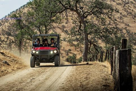 2016 Kawasaki Mule Pro-FXT EPS LE in Yuba City, California