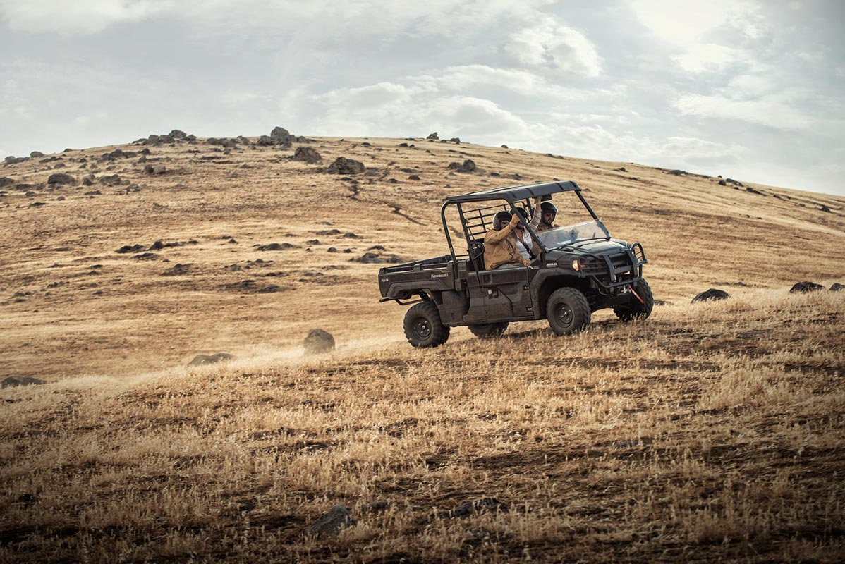 2016 Kawasaki Mule Pro-FX EPS in New Castle, Pennsylvania