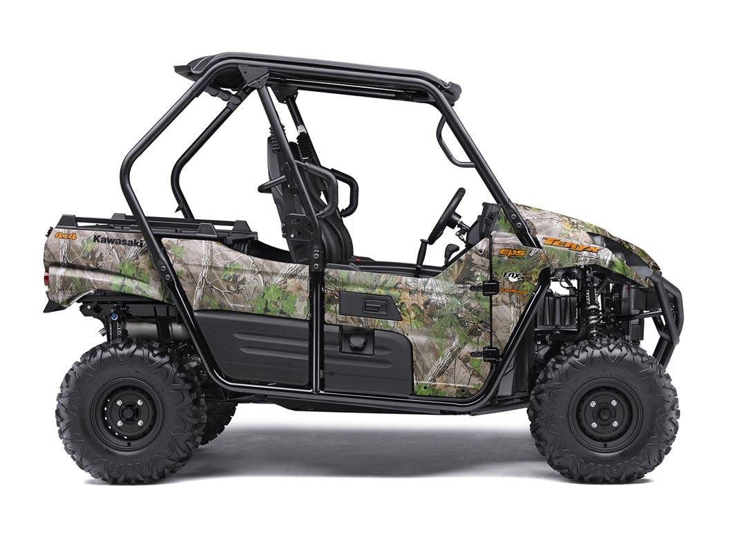 2016 Kawasaki Teryx Camo in Cookeville, Tennessee