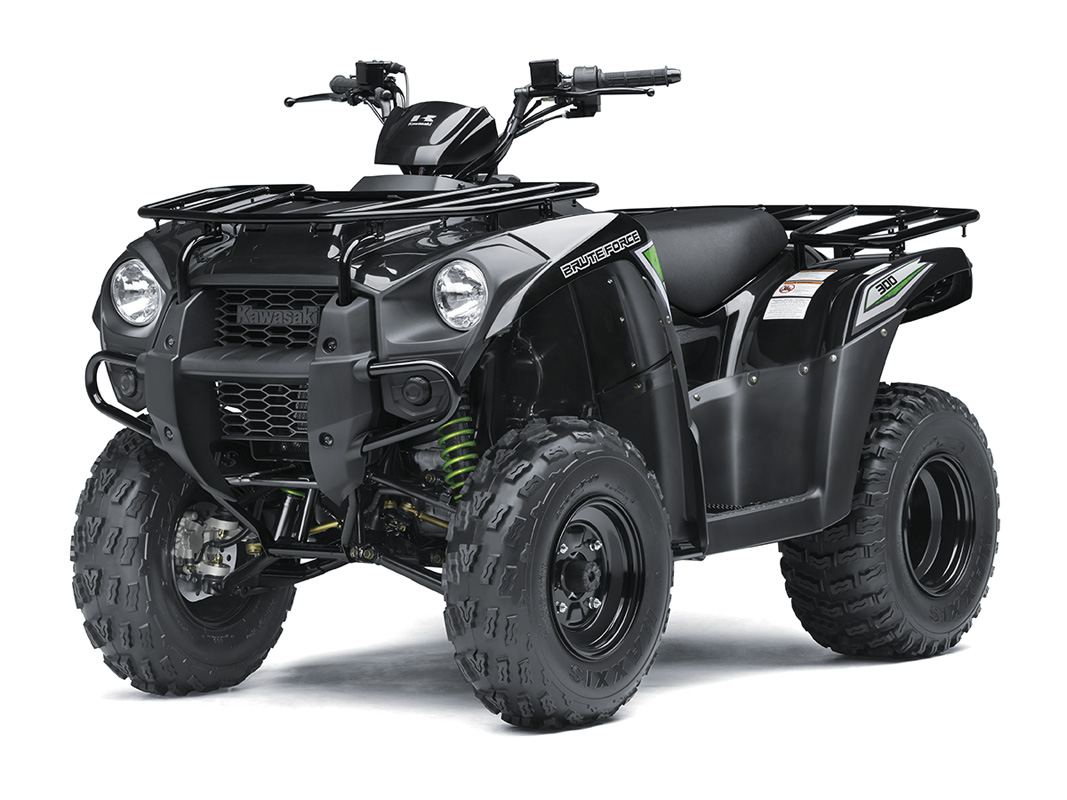 2017 Kawasaki Brute Force 300 in Stuart, Florida