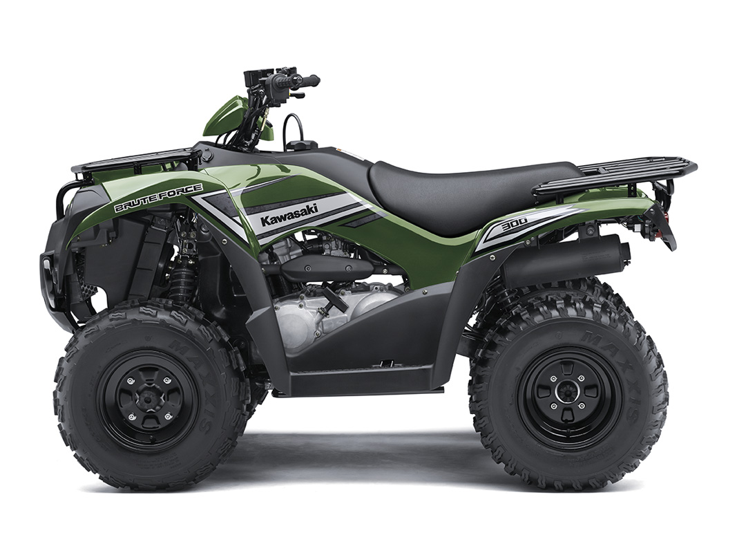 2017 Kawasaki Brute Force 300 in Clearwater, Florida