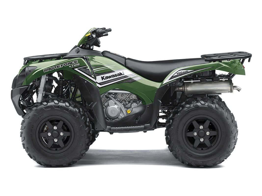 2017 Kawasaki Brute Force 750 4x4i in Hollister, California